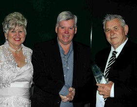 Garth, Jenny and Rod at the RISA Awards
