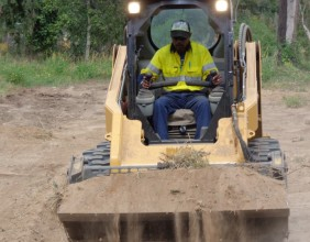 Skid Steer Loader Training
